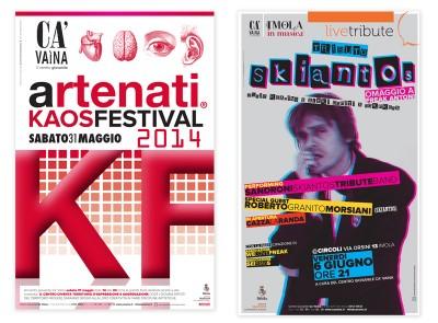 KaosFestival / ImolaInMusica 2014