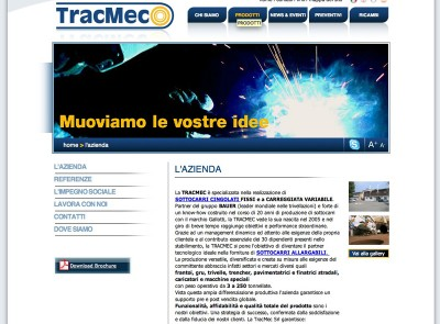 Tracmec | Bauer Group®